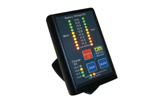 Tjm Ibs Dual Battery Kit Includes In Cab Display