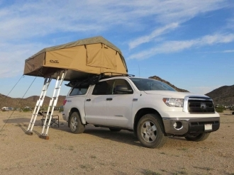 Mt Mckinley Roof Top Tent Expedition Ready