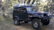 Expedition Ready Jeep LJ Expedition Rack