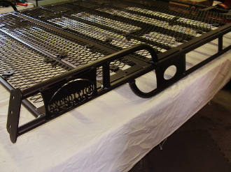 Expedition Ready Jeep Commander Xk Expedition Rack