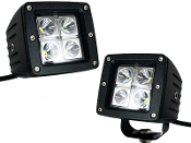 Front Runner Off-road Performance 3 in LED 16w Flood Lamps (Pair