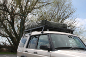 LAND ROVER DISCOVERY SERIES 1 & 2 SLIMLINE ROOF RACK