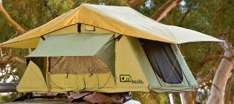 TJM BOULIA ROOF TOP TENT | EXPEDITION READY