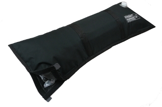 COLLAPSIBLE 27L (7 GALLONS) WATER BAG