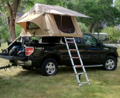 CVT Mt. Bachelor 2 Person Roof Top Tent