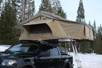 CVT Mt. Shasta 2 Person Roof Top Tent