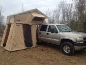 CVT Mt. Rainier 4 person Roof Top Tent
