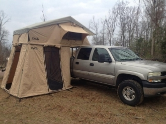 CVT Mt. Rainier 4 person Roof Top Tent : 4 person rooftop tent - memphite.com