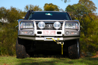 Tjm Toyota Landcruiser Ifs Series 100 Outback Deluxe