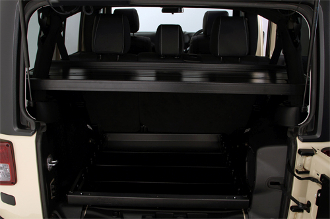 Jeep Jku Interior Rack Expedition Ready