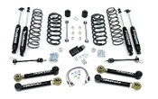"4"" TJ Lift Kit with 4 arms, 9550 shocks"