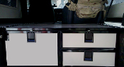 Expedition Ready Custom 3 Drawer System