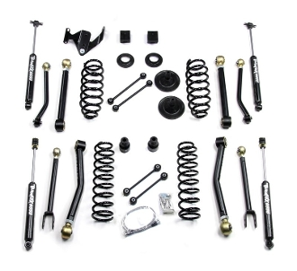 "JK Wrangler 3"" Suspension System w/Full 8 FlexArm"