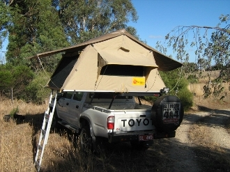 & Eezi Awn Series 3 1200 Roof Top Tent
