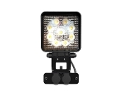 "Front Runner 4""/100mm LED Flood Light w/ Bracket"
