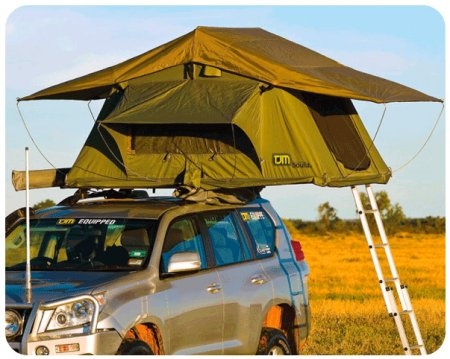 & TJM BOULIA ROOF TOP TENT | EXPEDITION READY