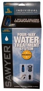 Sawyer 4 Way Water Filter System